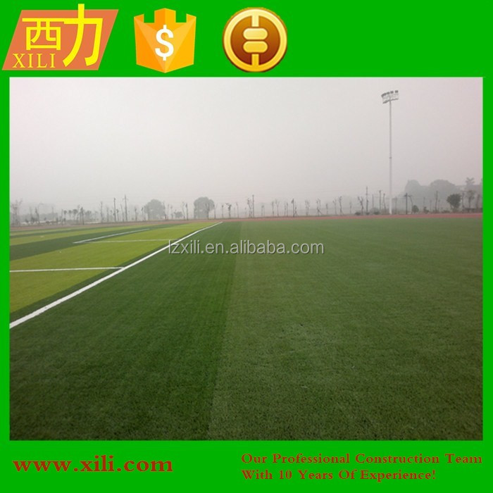 Top quality Stem Artificial Grass football court