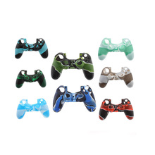 Silicone Skin Cover Case Skin Protective Cover for Sony PS4 <strong>Playstation</strong> 4 Controller Grip Handle