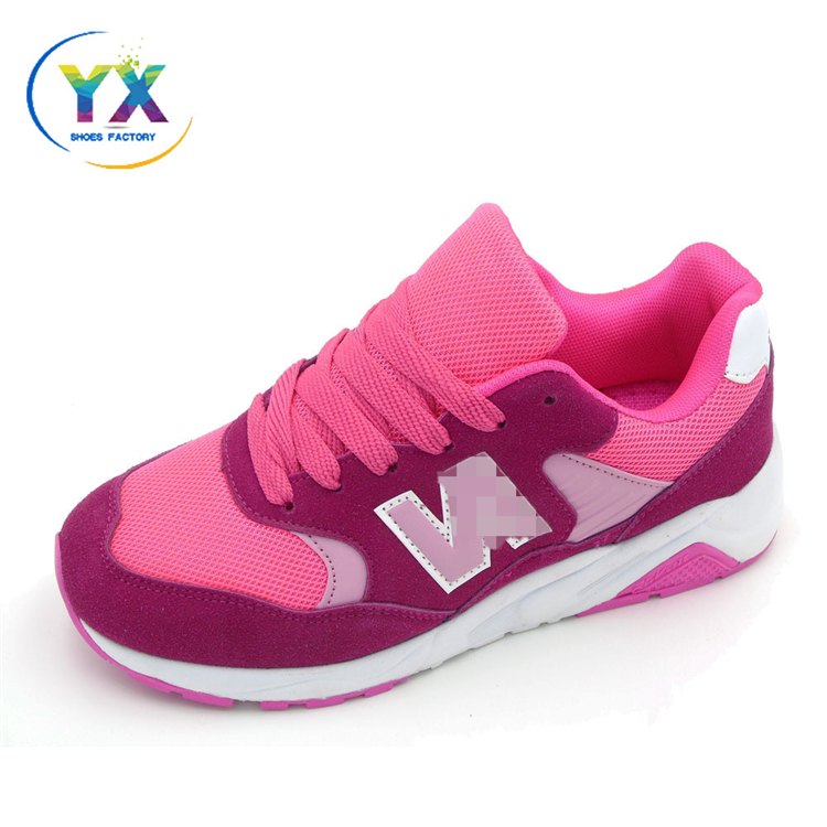 Custom OEM Sneakers Shoes Women's Breathable Brand Sports Shoes