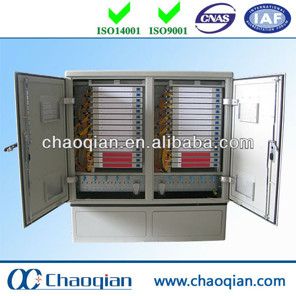 1:32 module splitter outdoor cabinet