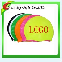 Printing Factory Price Design Your Own Swim Cap for Promotion