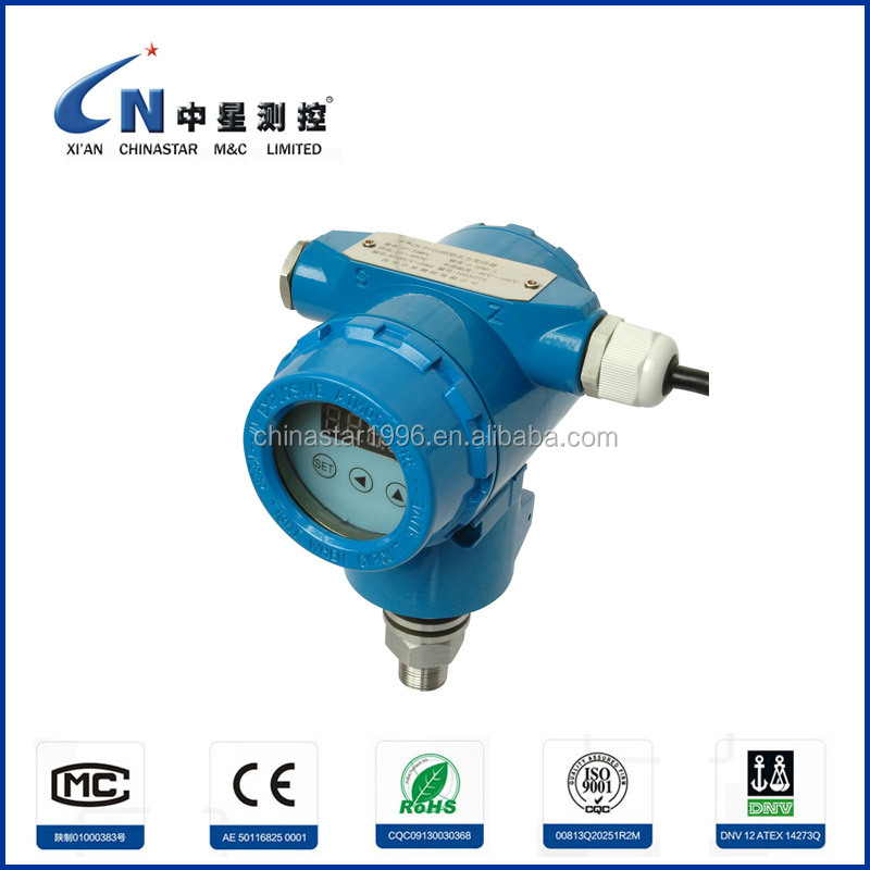 low price analog and digital explosion proof pressure transmitter