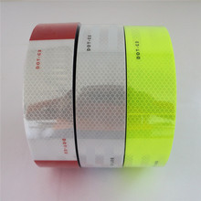 Lime Green Dot C2 ece 104R 00821 Reflective Tape For Truck