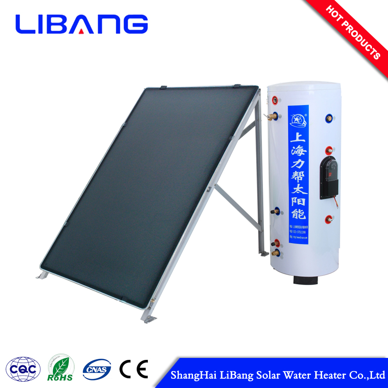 Modern design Elegant shape evacuated tube flat plate solar collector prices