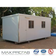 SC0603 Super Quality Steel Frame House Prefabricated Container Kitchen