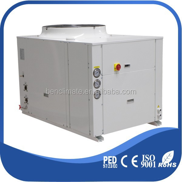 Food processing waterproof industrial water cooling portable chiller