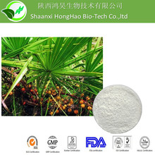 High Quality 100% Pure Natural Palm Extract/Saw Palmetto Extract Fatty Acid Powder