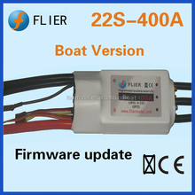 400A High Voltage Ship Brushless Motor ESC for RC Boat