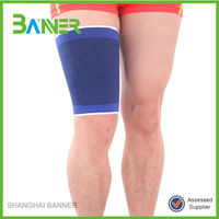 Efficient compression breathable sports thigh slimmer
