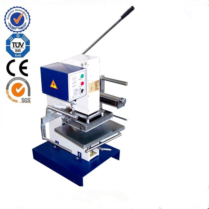 TJ-30 Manual napkin <strong>paper</strong> hot stamping machine