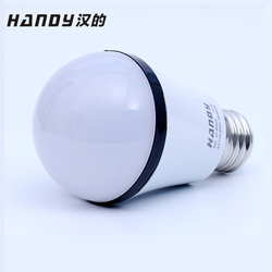china supplier SMD2835 white color e27 Rohs ccc bulb light dimmable day night housing 4w led bulb