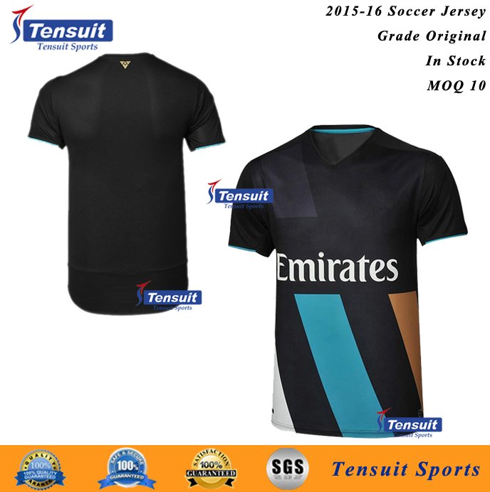 Football jersey pattern design sports jersey new model for league soccer jerseys