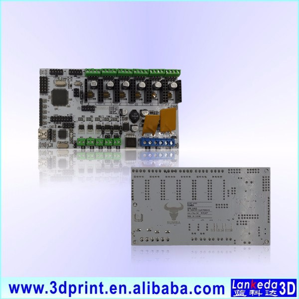 Hot sale motherboard/ Rumba control board for 3d printer