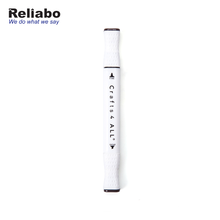 Reliabo New China Products Unique Design Art Drawing Double Tips Permanent Markers
