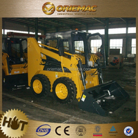 GR800 electric skid steer loader and racoon skid steer loader