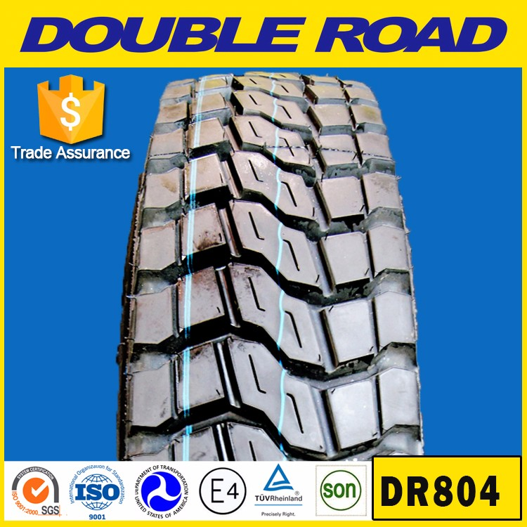 High quality radial container truck tire 7.50 16 size light truck tire