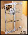Wardrobe storage shelf shoe rack