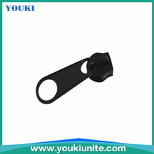 #3 nylon zipper black color rice puller