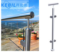 internal glass balustrade 316 stainless steel brushed finish modern home deco railing systems