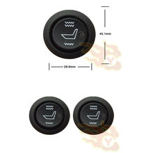 universal alloy wire heating seat cover switch