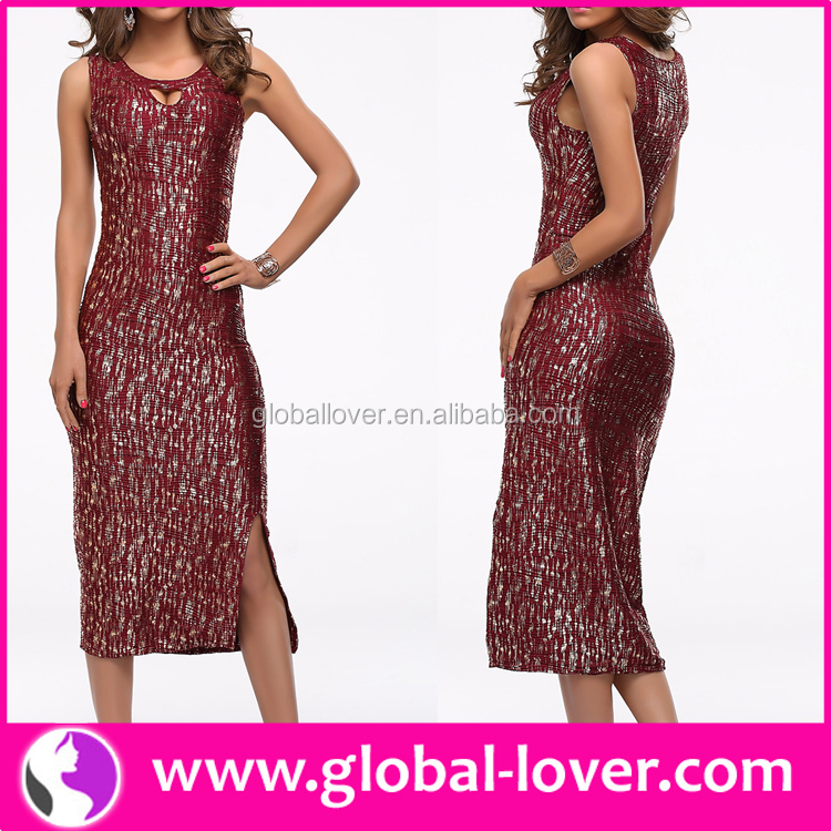 2015 new arrival maxi dresses long sleeves from india