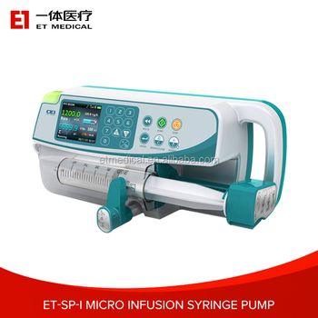 ET-SP-I micro infusion syringe pump