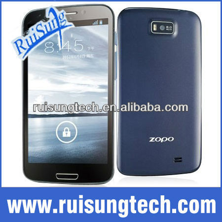 ZOPO Leader ZP900 Smart Phone 5.3 Inch IPS Screen Android 4.0 MTK6577 1G RAM 3G GPS
