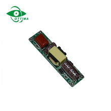 EMC compliant t5 led tube lighting driver Constant current 18W 260MA T8 non isolated led tube internal modem drive