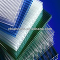 Polycarbonate pc sheet for patio covering/domes shelters/sheds/Canopies