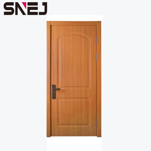 B-1020 house main entrance cheap lowes exterior safety wooden door design for home