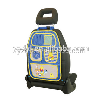 Cute printing kids school trolly backpack bag