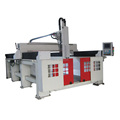 YH1325 4 axis rotary foam carving cnc router / cnc wood cutting machine 3d in China