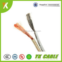 CCA copper clad/coated aluminum wire