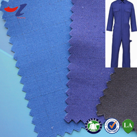 2% Carbon Fiber Twill Anti-Static Fabric For Winter Workwear