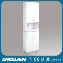 Classic White Side Cabinet Free Standing Hot Sale Kitchen Storage Cabinet