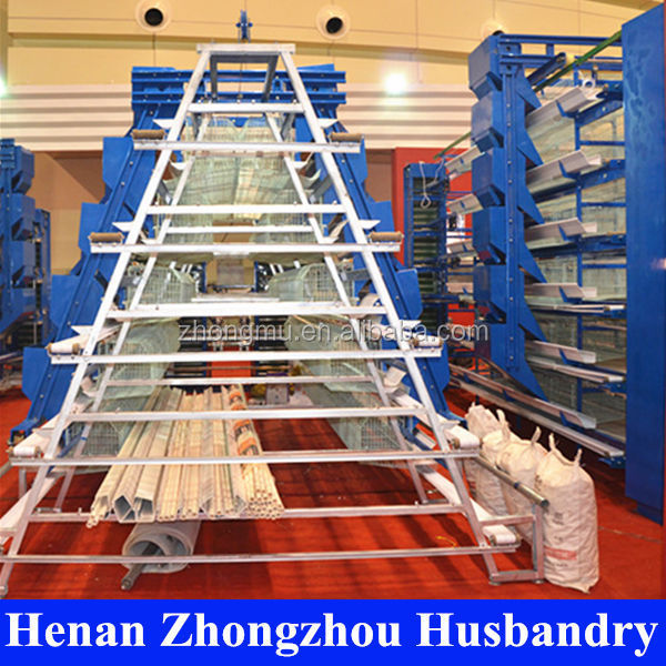 poultry control shed equipment/battery hen used/broiler rearing cage