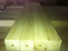 S4S Rubber Wood Sawn Timber