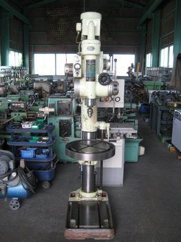 Upright Drilling Machine from Japan YOSHIDA YUD-540 used machine