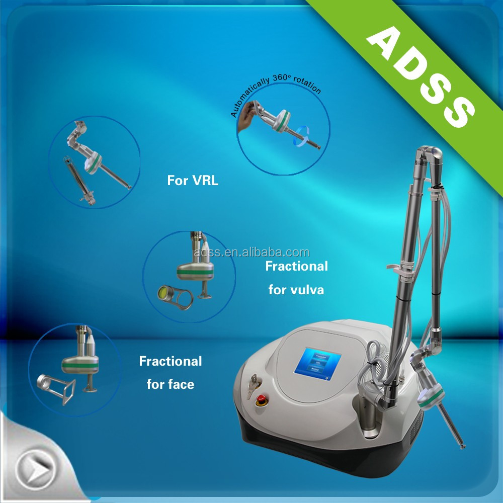 professional portable CO2 laser Vaginal Skin lift and Tightening machine