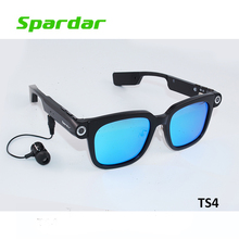 Hidden DVR Spy Camera Eyeglasses HD with Bluetooth Calls and In-build Memory Card