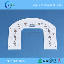 Mental core LED board aluminum PCB for indicator light and all kinds of IED light component
