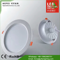 New product IC driver harga lampu downlight led for office