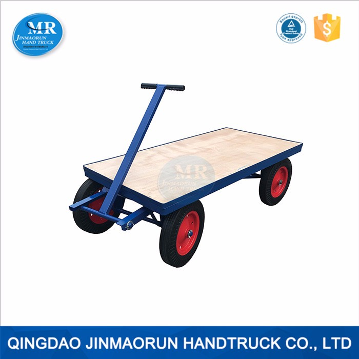 Cheap Price Garden Trolleys Folding Platform Truck