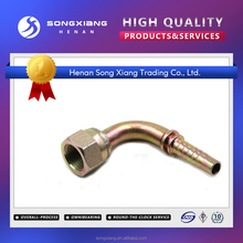 Hot selling racing hose fitting/hydraulic metric hose fitting