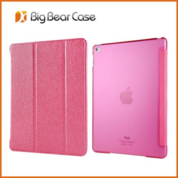 Multi-function tablet cover for ipad air 2 leather case