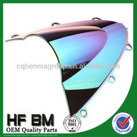 motorcycle front glass,universal for motorcycle with various model numbers,factory price