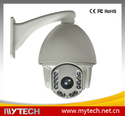360 Degree Rotating Dome Surveillance Cameras