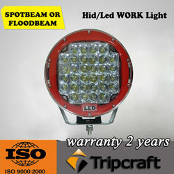 2016 Cheap 96w high quality led work light low price motorcycle led working light and industrial lighting led