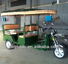 48v850w Trike With 24 Tubes Controler Bajaj Indian Adult Tricycle