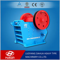 High Performance Mini Stone / Rock / Cement Jaw Crusher from China Supplier